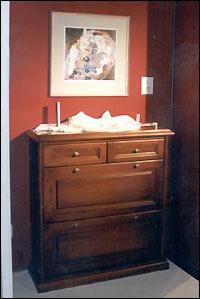 tischlerei frigge m belbau. Black Bedroom Furniture Sets. Home Design Ideas
